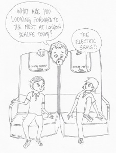 Day 1965 Electric seals